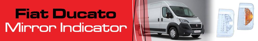 Fiat Ducato wing mirror indicator lens