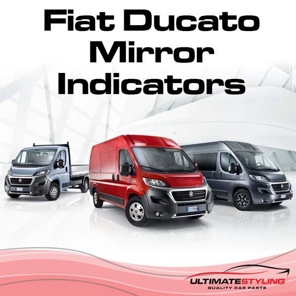 Fiat Ducato wing mirror indicator