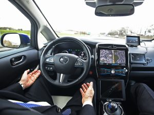 Who Is To Blame For Accidents Caused In Driverless Cars?