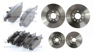 Check Your Brake Pads And Brake Discs
