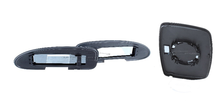 NoneHeated Wing Mirror Glass