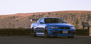 Nissan Skyline JDM Import UK
