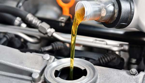 Car Oil and Oil Filter replacement