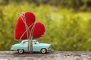 Valentine's Car Service