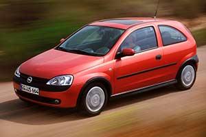 Vauxhall Corsa C (MK2) Faults & Problems