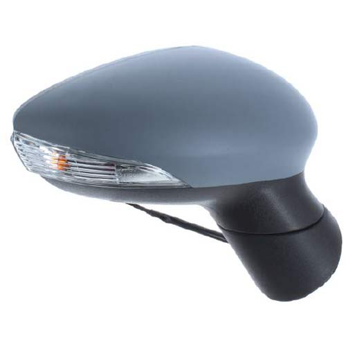 Ford Fiesta Mk7 wing mirror indicator replacement step 6