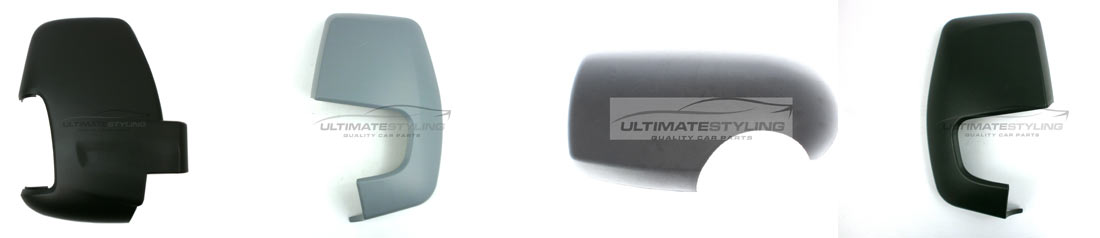 Ford Transit replacement wing mirror cover range