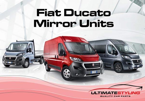 Fiat Ducato Range