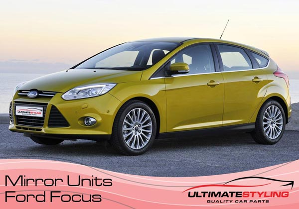 Fully road legal Wing Mirrors for Ford Focus most models