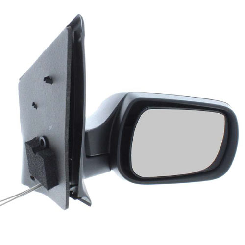 Ford Fiesta Mk6 wing mirror glass replacement step 5