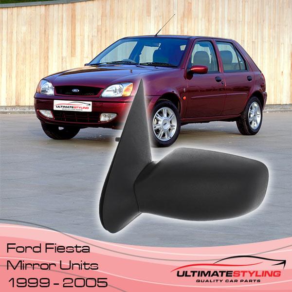 Ford Fiesta MK5 wing mirror