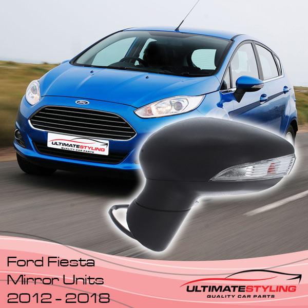 Ford Fiesta MK7 & 7.5 wing mirror