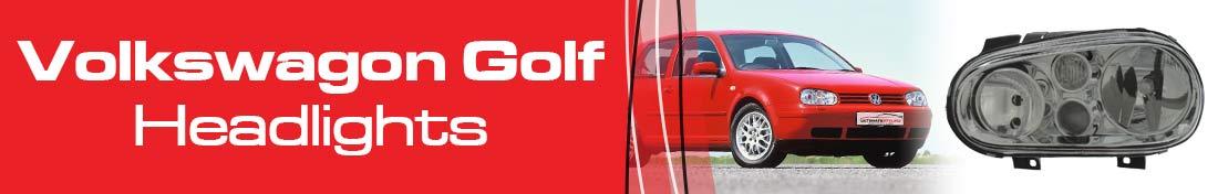 VW Golf Headlights