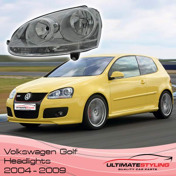 Golf Mk5 Headlights