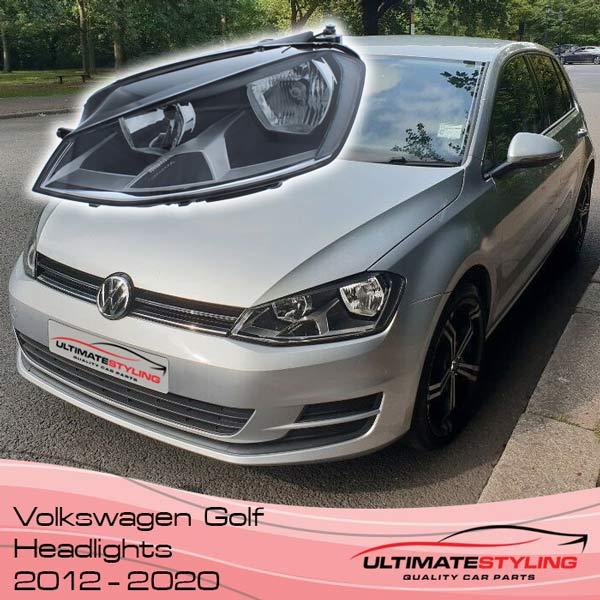 Volkswagen Golf Mk7 Headlights