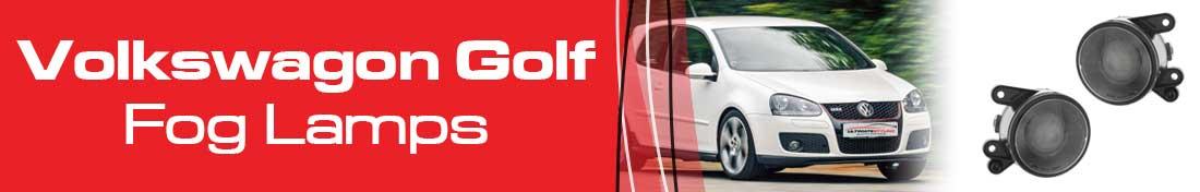 VW Golf Fog Light