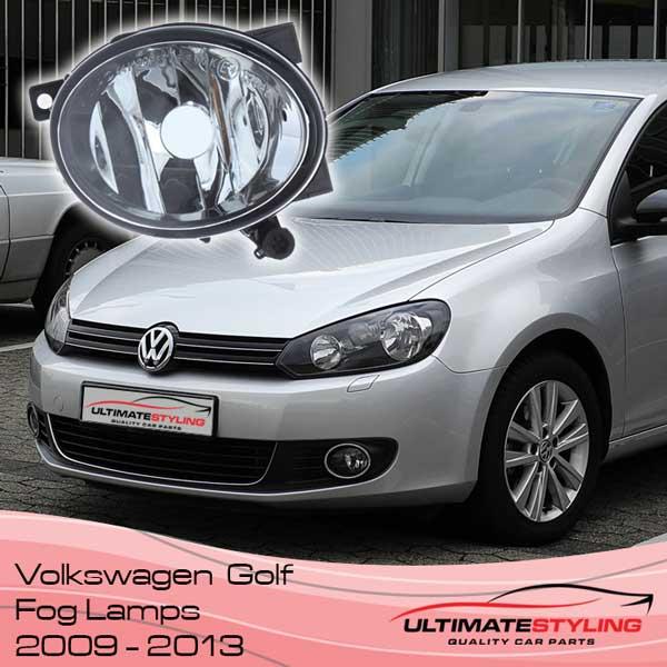 VW Golf MK6 Fog Lights