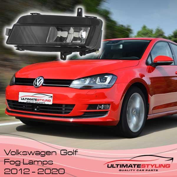 VW Golf MK7 Fog Lights