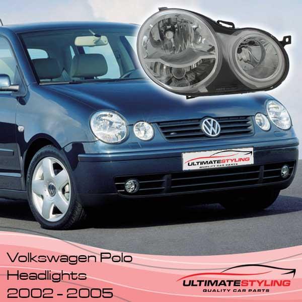 Polo MK4 Headlights