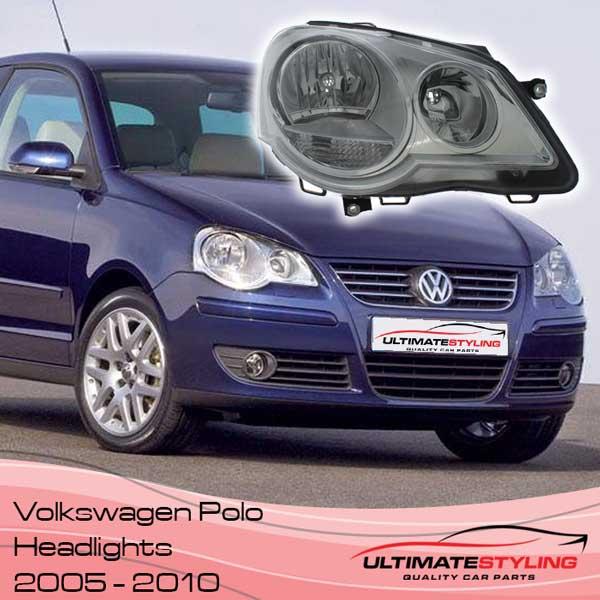 Polo MK5 Headlights