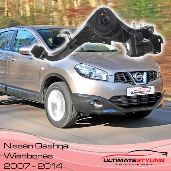 Nissan Qashqai Wishbones 2007-2014