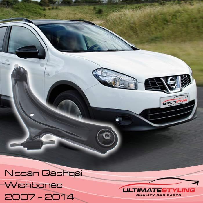 Nissan Qashqai Front Wishbones