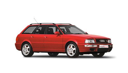 Audi RS2 Parts