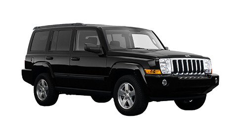Jeep Commander Accessories & Parts