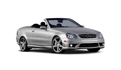 Mercedes Benz CLK Class Parts
