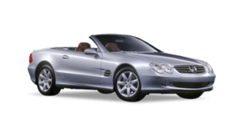 Mercedes Benz SL Class Parts