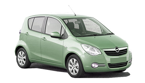 Vauxhall Agila Parts
