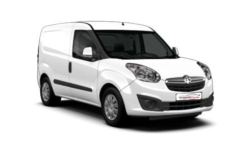 Vauxhall Combo Van Parts and Accessories