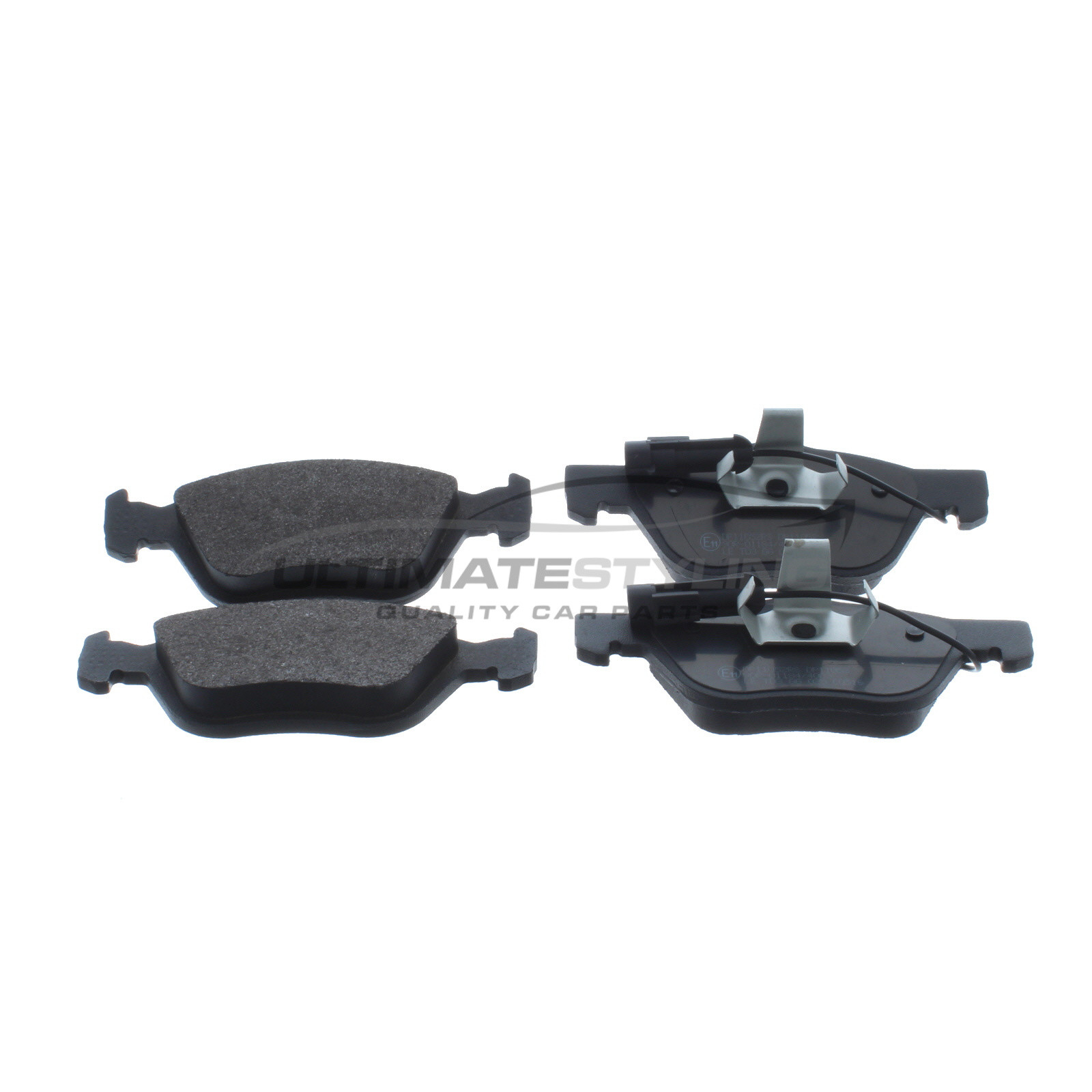 Brake Pads for Alfa Romeo 156