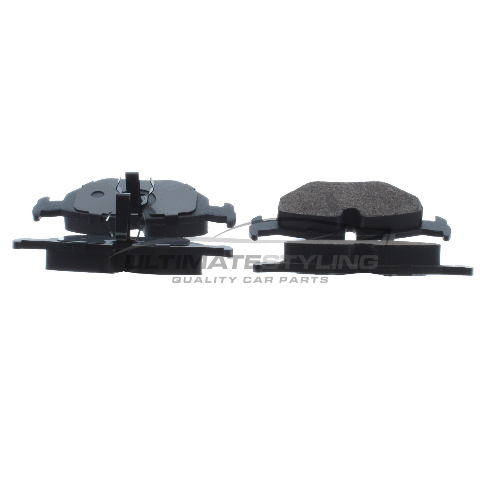 FRONT BRAKE PADS FIT BMW 3 SERIES 99  X3 04  Z4 06 07 MG MG ZT 03 05 ROVER 75 03