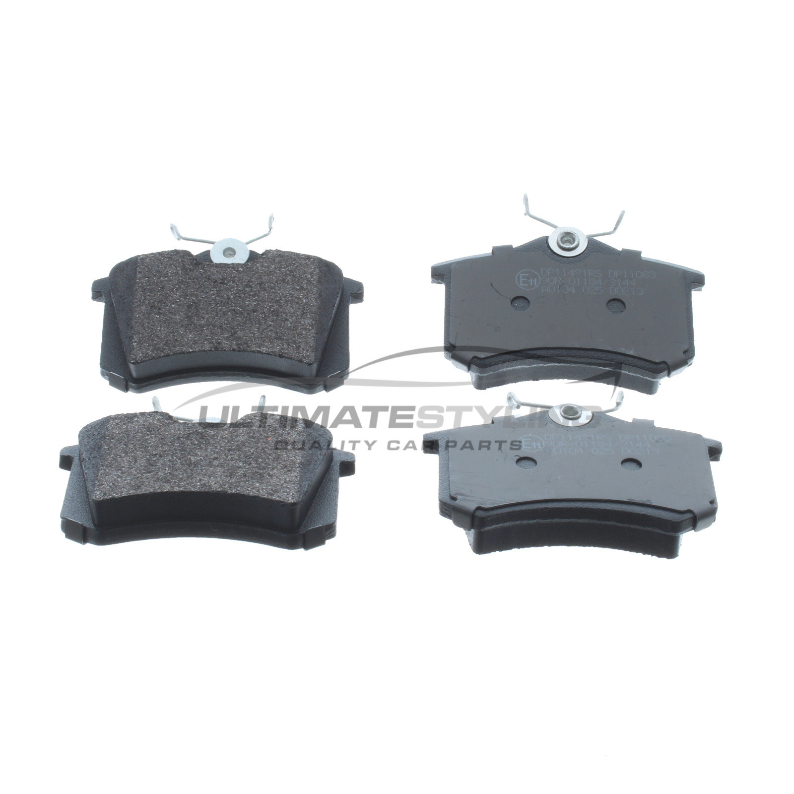 Brake Pads for Audi A4