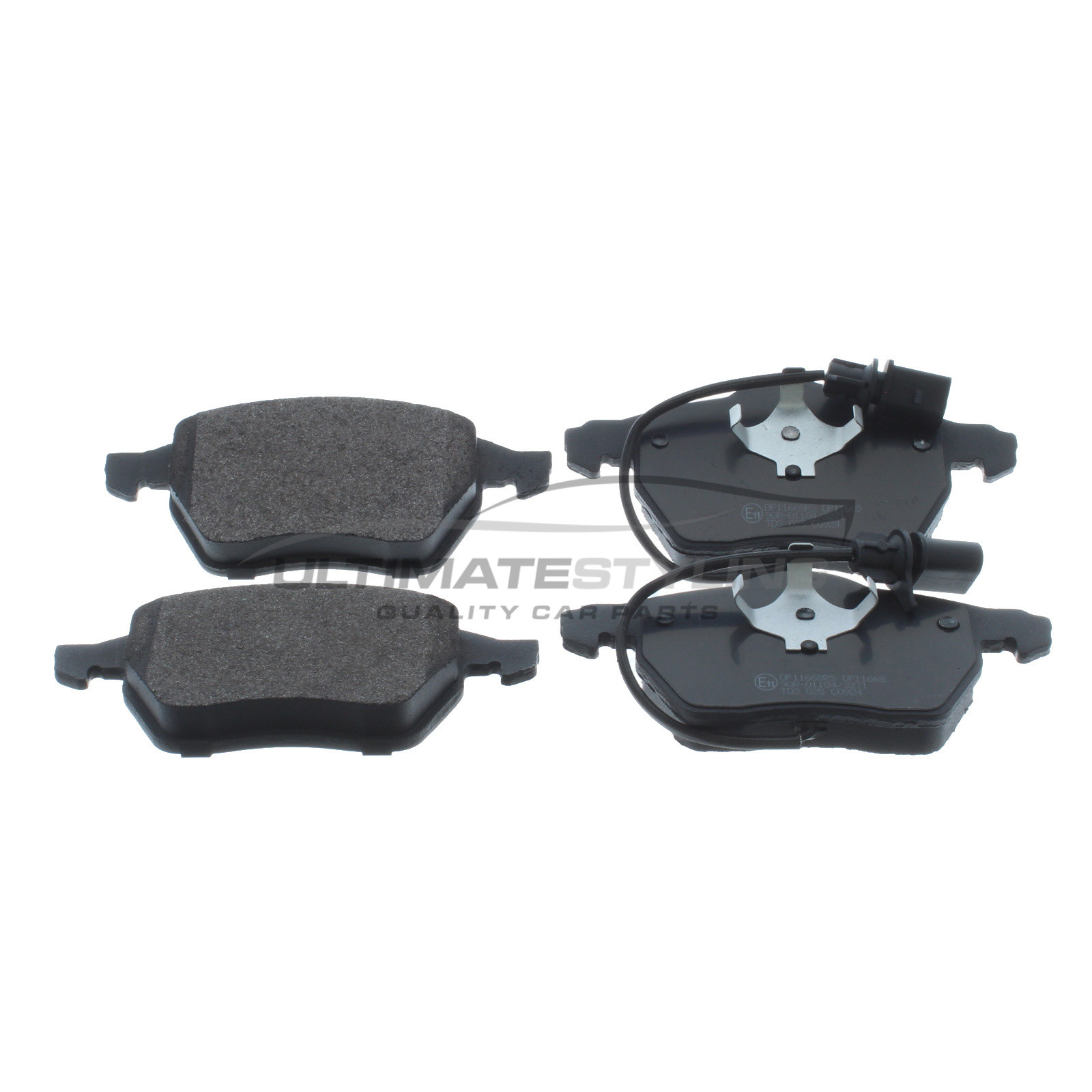 Brake Pads for Audi A6