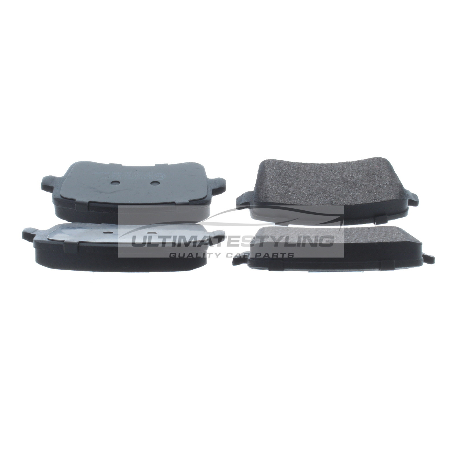 Audi A4 / A5 / Q5 / RS4 / RS5 / S3 / S4 / S5 / SQ5 Brake Pads - Rear