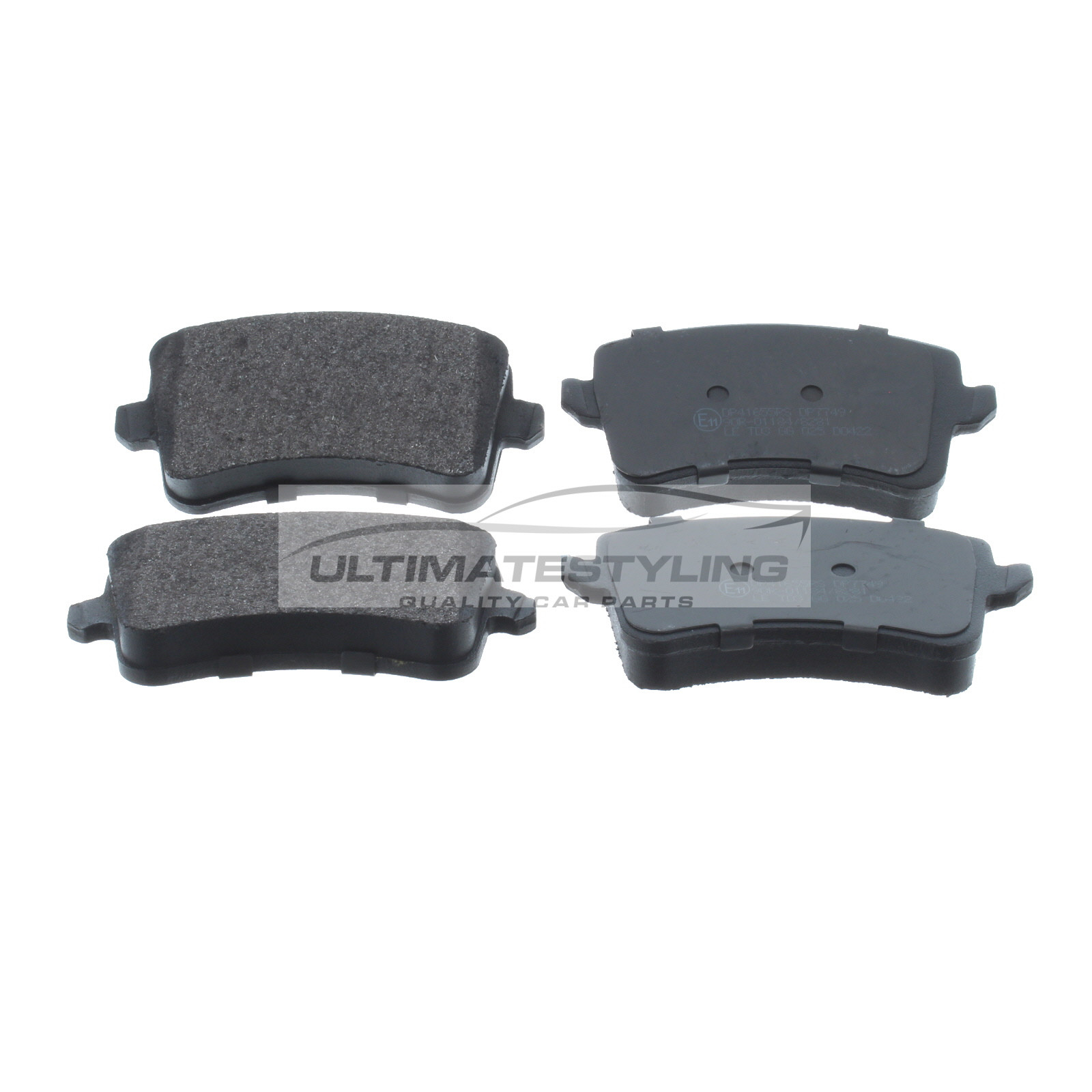 Brake Pads for Audi A5