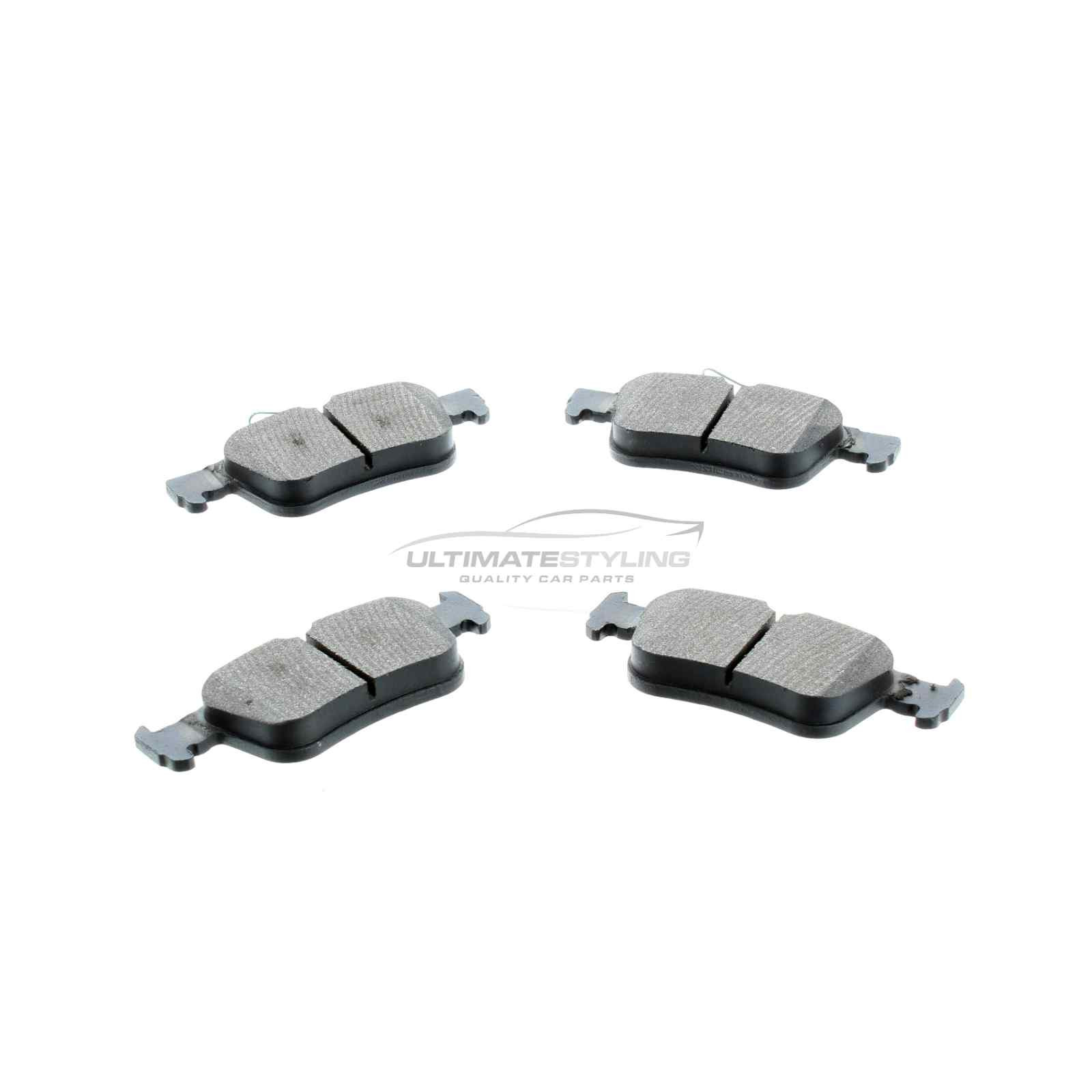 Brake Pads for Ford Galaxy