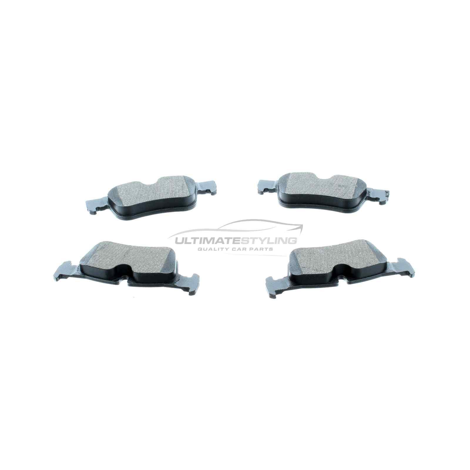Brake Pads for Volvo XC60