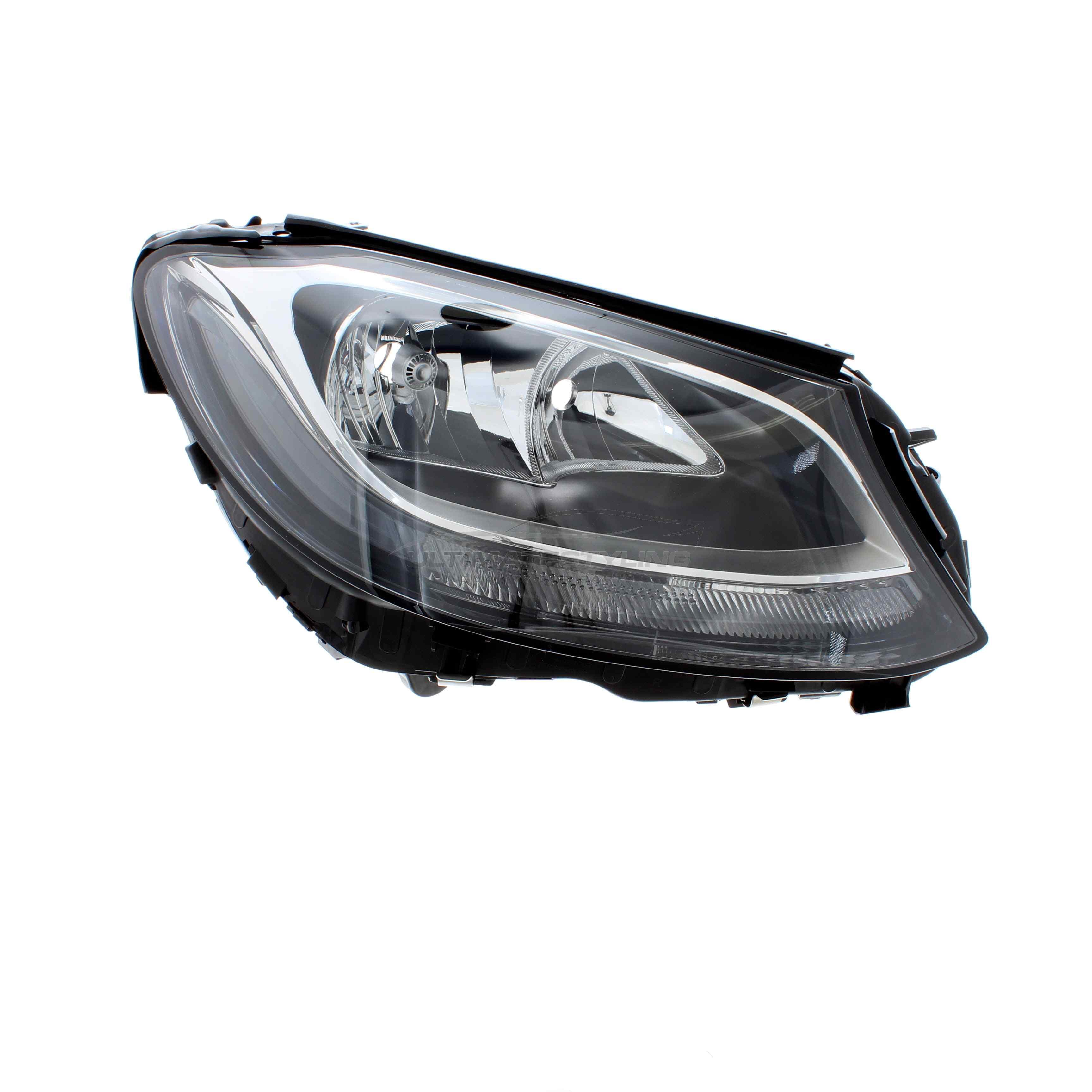 Mercedes Benz C Class Headlight / Headlamp - Drivers Side