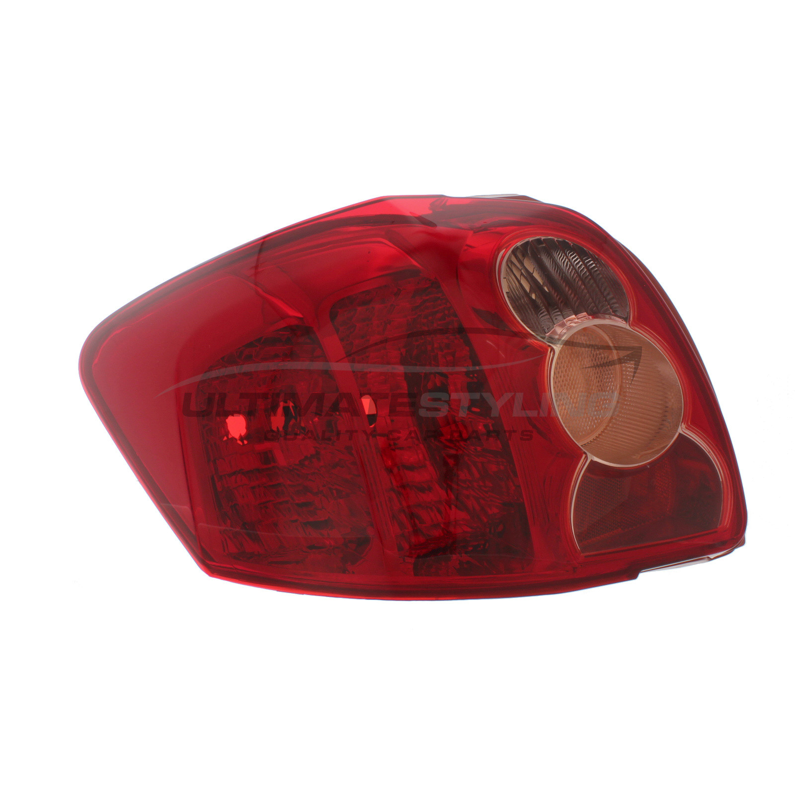 s 81561-02370 Ultimate Styling Aftermarket Non-LED Rear Tail Light Lamp Without Bulb Holder Bulb Type W16W P21W R5W PY21W Side Of Product Passenger Side Reference OE//OEM Number LH s