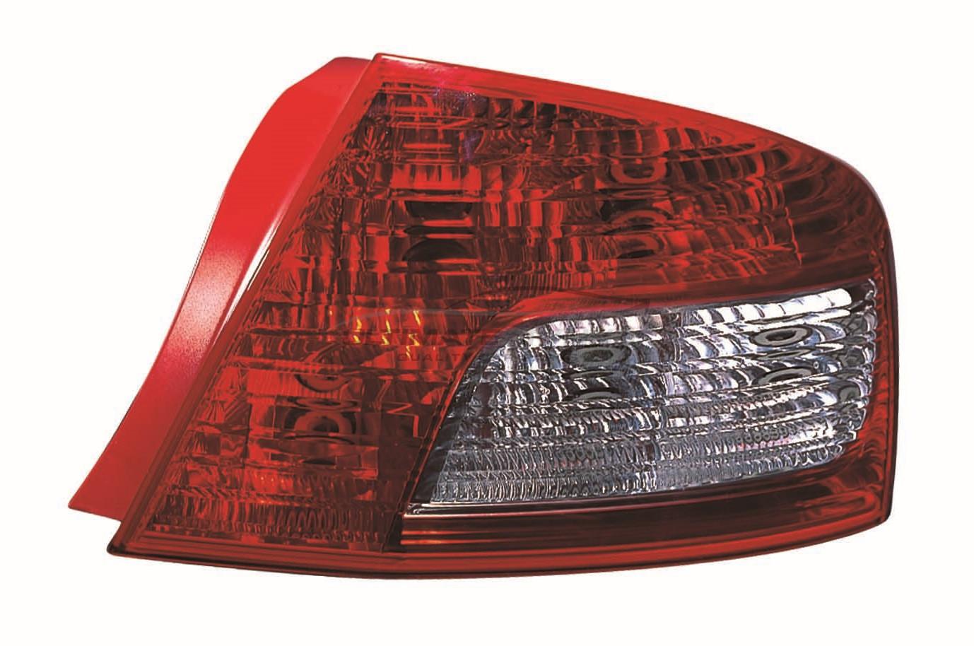Peugeot 407 Rear Light Tail Light Drivers Side Rh Rear Non Led