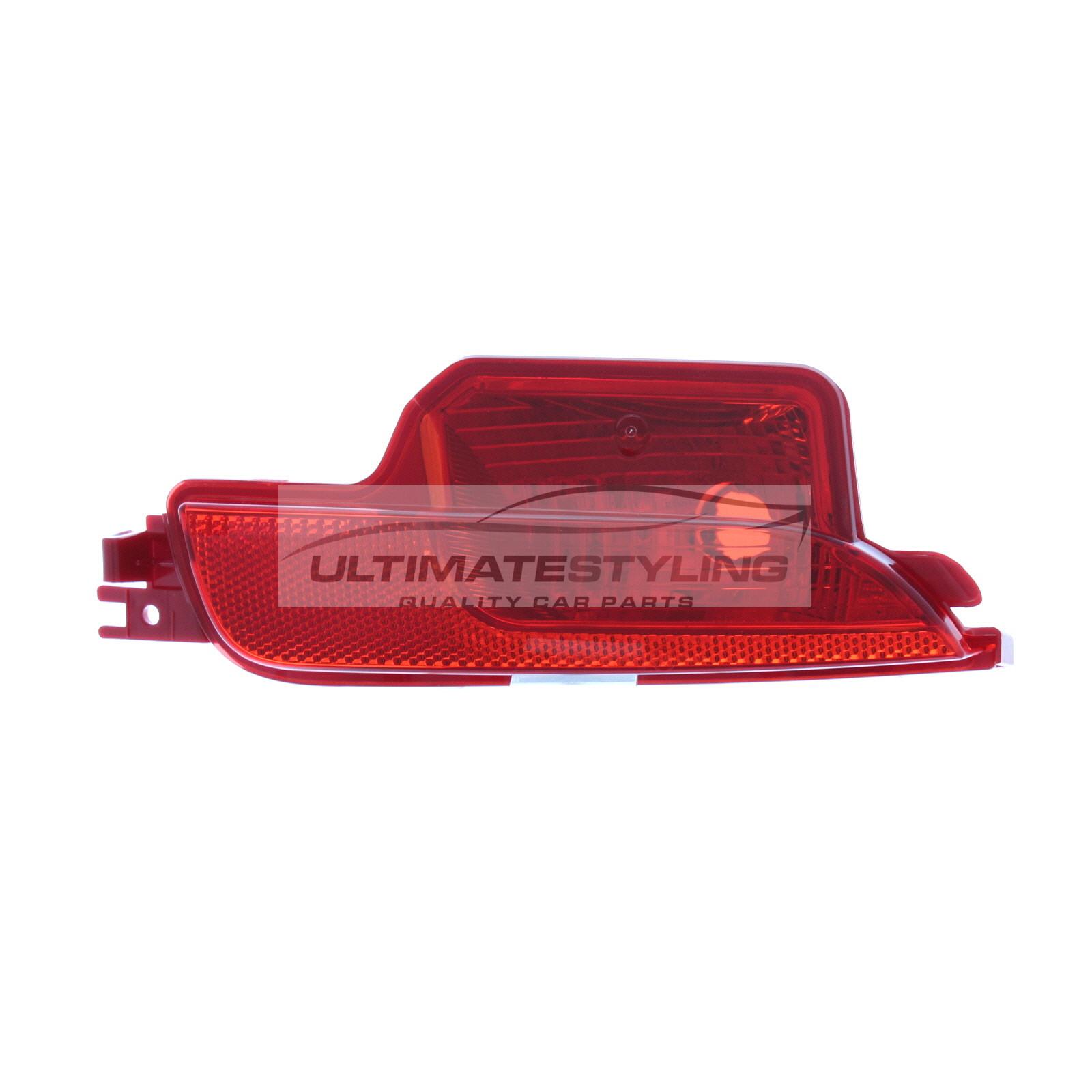 Abarth 500 / 595 / 695, Fiat 500 Rear Fog Light - Drivers Side (RH)