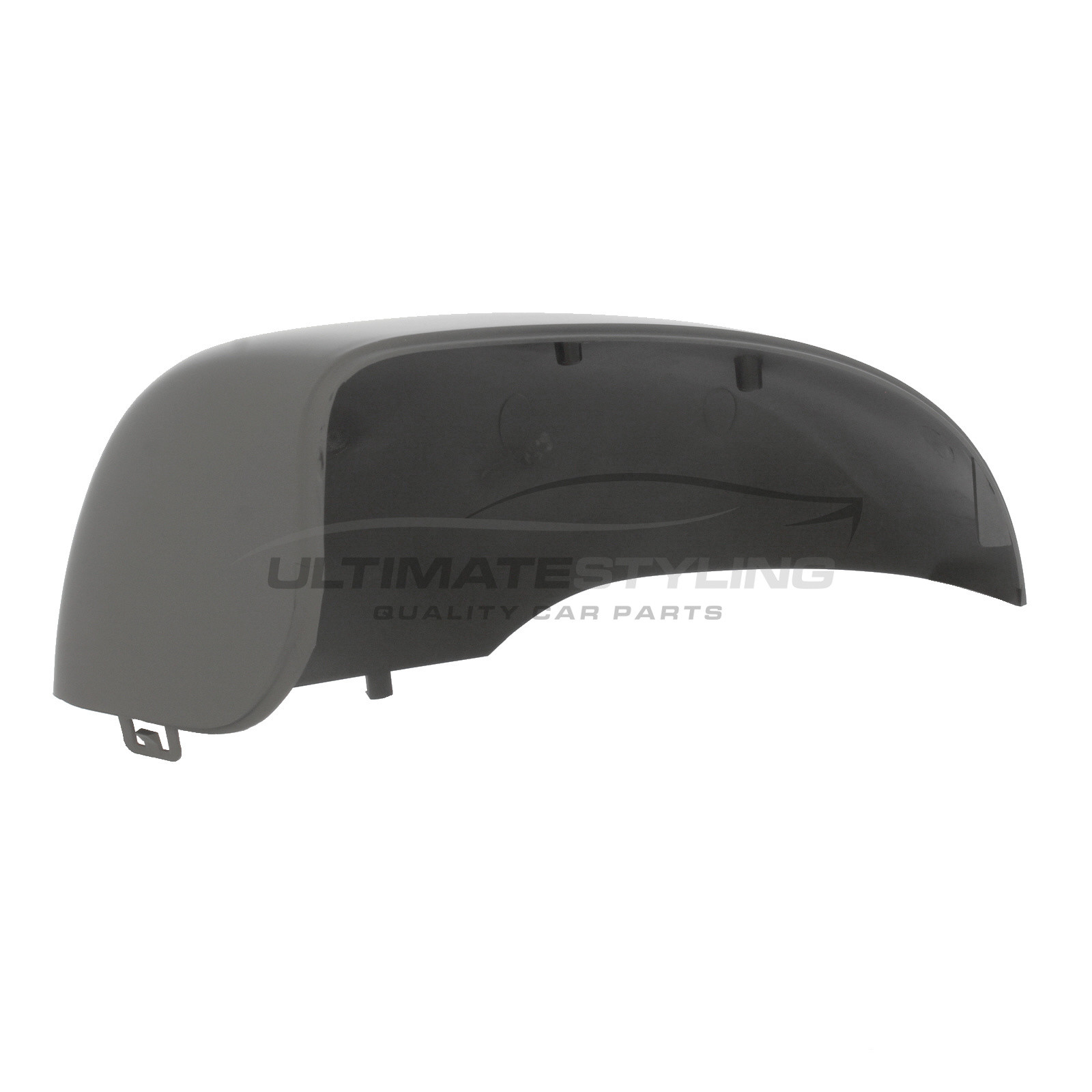 RH Right Hand Side Ultimate Styling Aftermarket Replacement Wing Mirror Cover Cap Colour Of Cover Primed For Drivers Side
