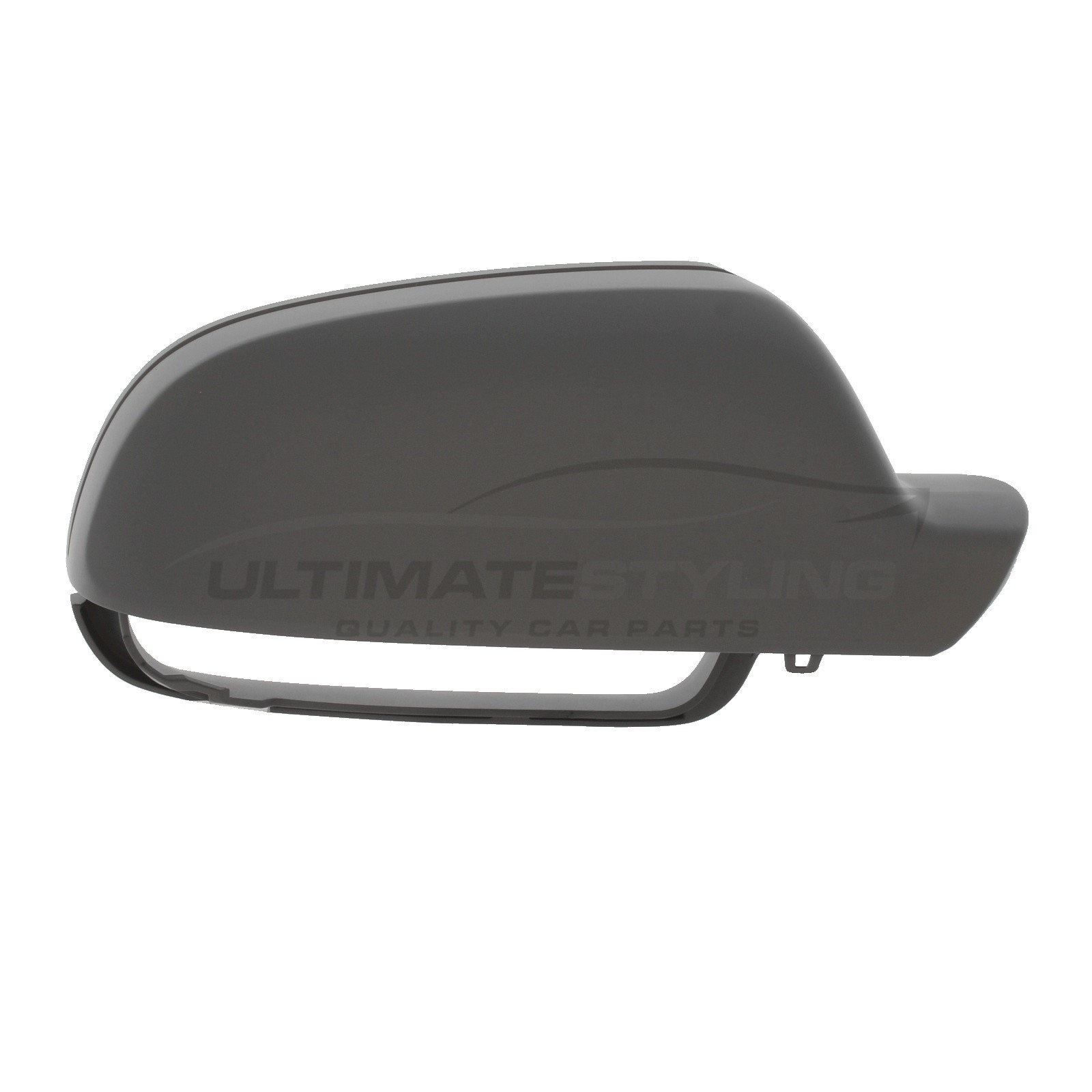 Audi A3 2010-2013, A4 2010-2016, A5 2009-2017, A6 2010-2011 Primed Door Wing Mirror Cover Casing Cap RH
