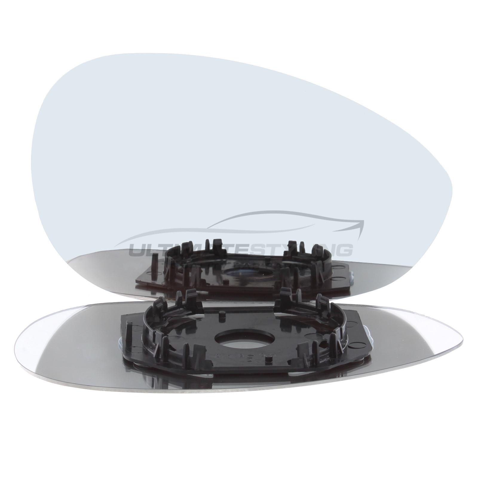 Wing Mirror Glass for Fiat Grande Punto