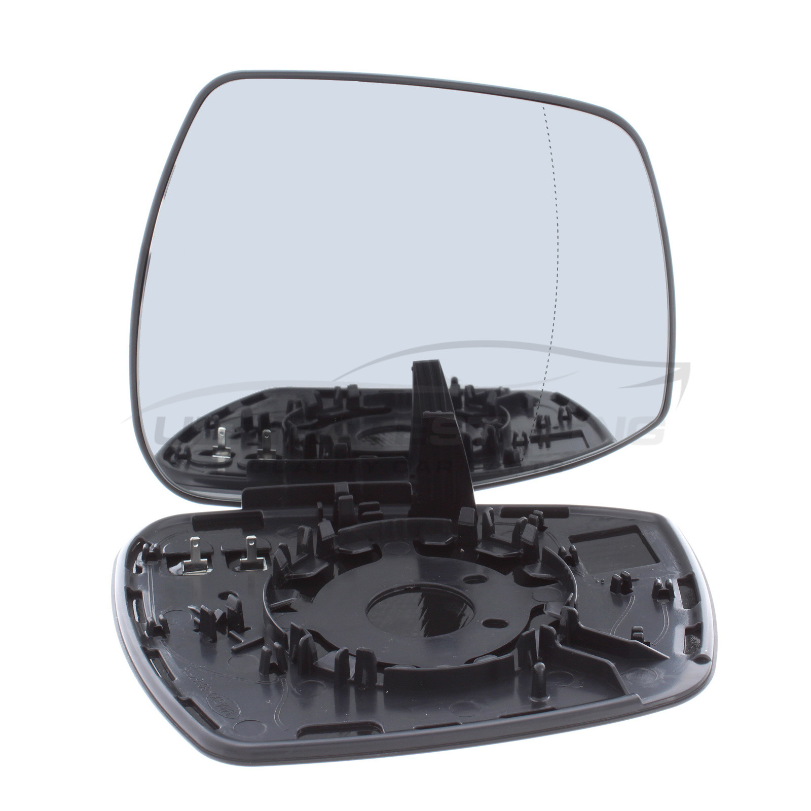 Wing Mirror Glass for Ford S-MAX