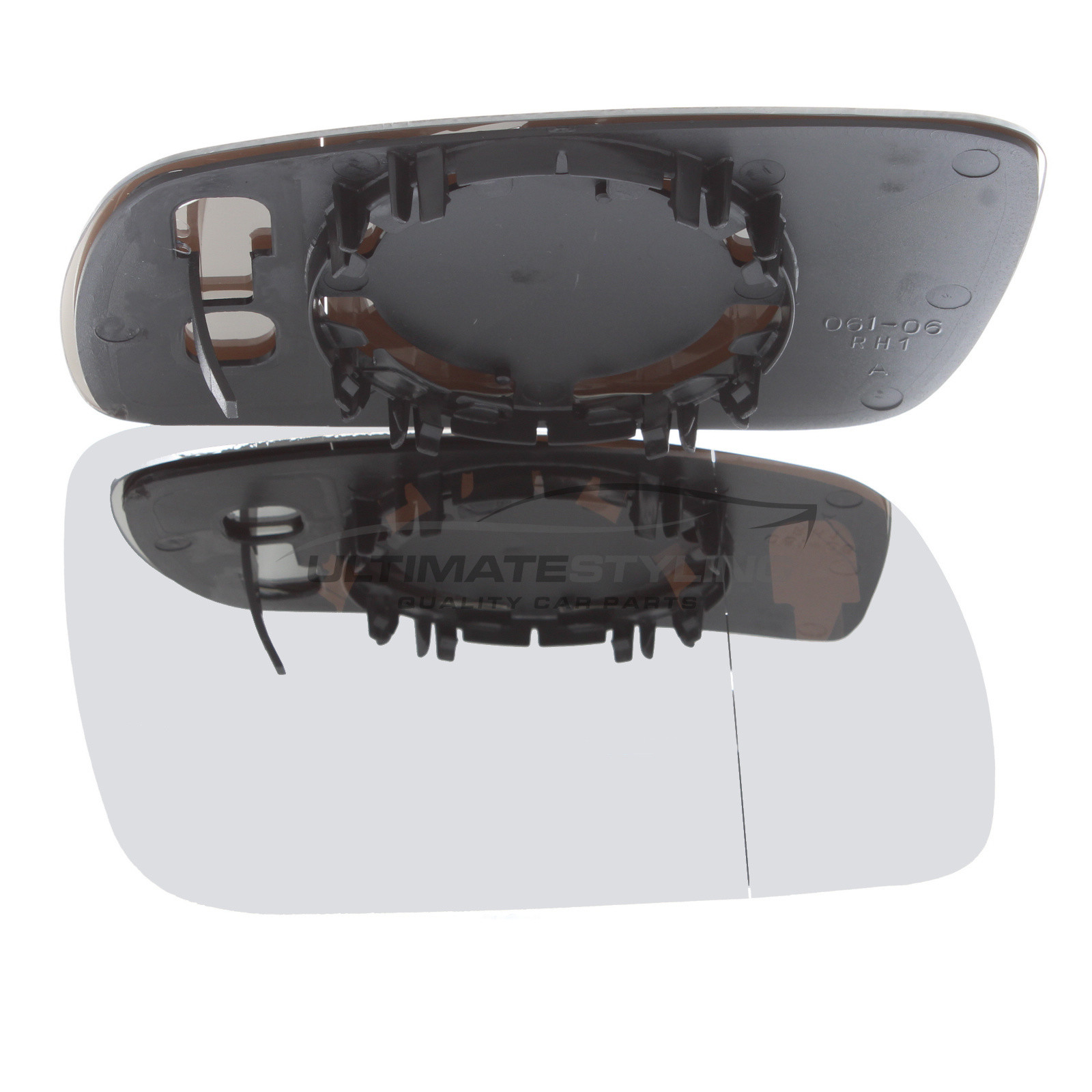 Wing Mirror Glass for Audi A4