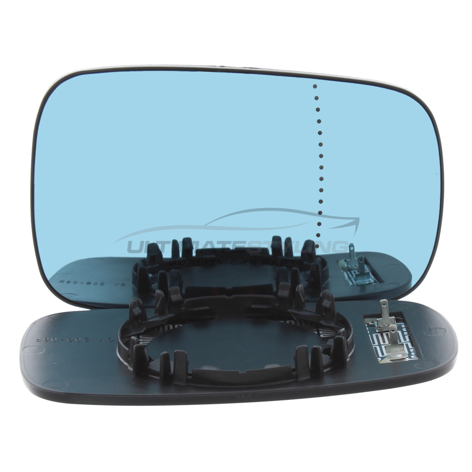 Wing Mirror Glass for Renault Laguna